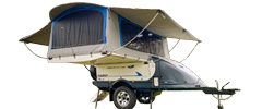 Ultimate Off-Road Camper Trailer